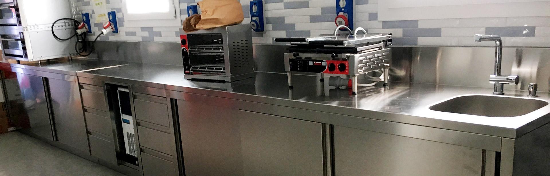 Arredamento cucine professionali verona